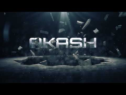 Akash name logo intro...Plz subscribe my channel...plz subscribe my channel...plz...plz...plz
