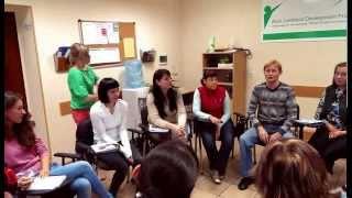 Тренинговая компания Getmanchuk Group, тренинг