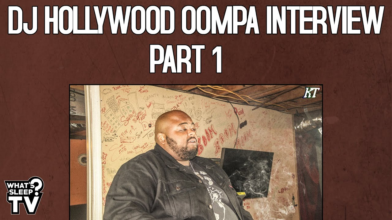 DJ Hollywood Oompa Talks What It Takes To Become A DJ & The Role Of A DJ In 2020