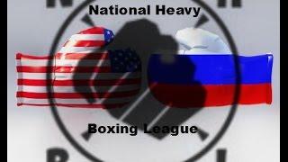 National Heavy Boxing League Season 4 Kick-off Matches!