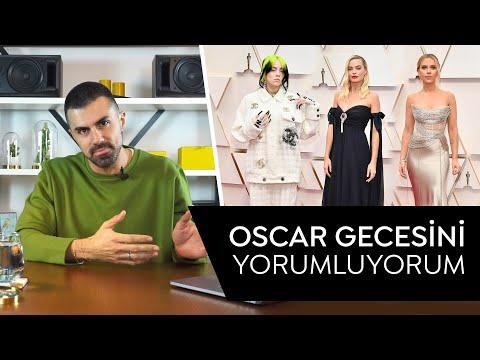 Oscar Ödül Gecesini ve Vanity Fair Partisini Yorumluyorum | En şık ünlü kim? | En rüküş ünlü kim?