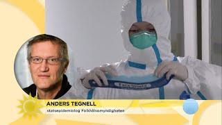 """Coronaviruset: """"Kineserna gör allt de kan för att stoppa spridning"""" - Nyhetsmorgon (TV4)"""