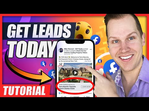 Facebook Ads for Real Estate Agents 2021 [STEP BY STEP TUTORIAL]