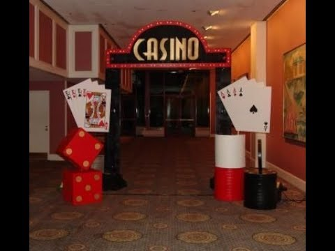 Casino Royal Theme -  All Rise Event Management Delhi | Chandigarh | Mumbai