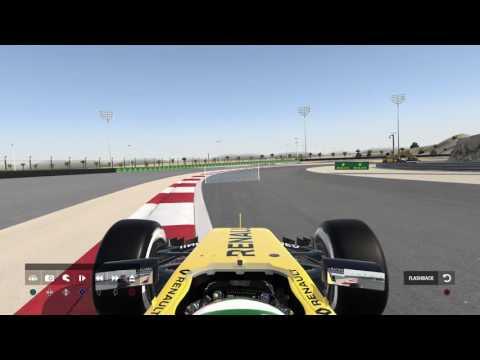 F1 2016 career Bahrain grand prix