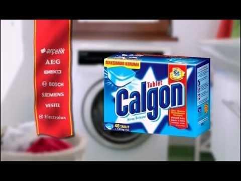 Calgon Tablet reklamları