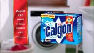 Calgon Tablet reklamları izle