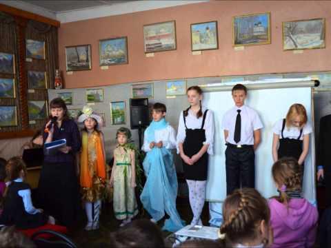 Церковно- приходская воскресная школа с.Бронница 2012 - 2013 учебный год