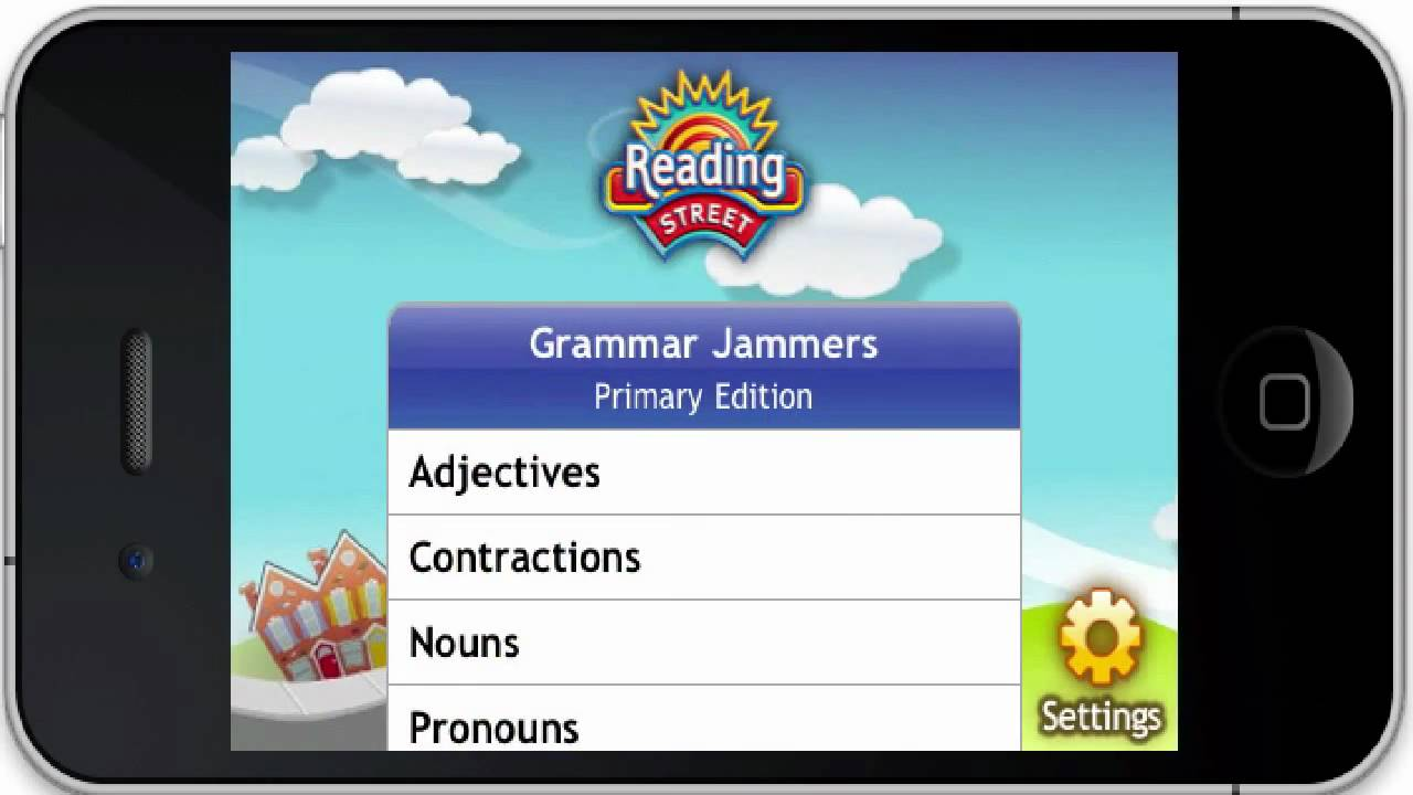 Grammar Jammers Primary Edition - YouTube