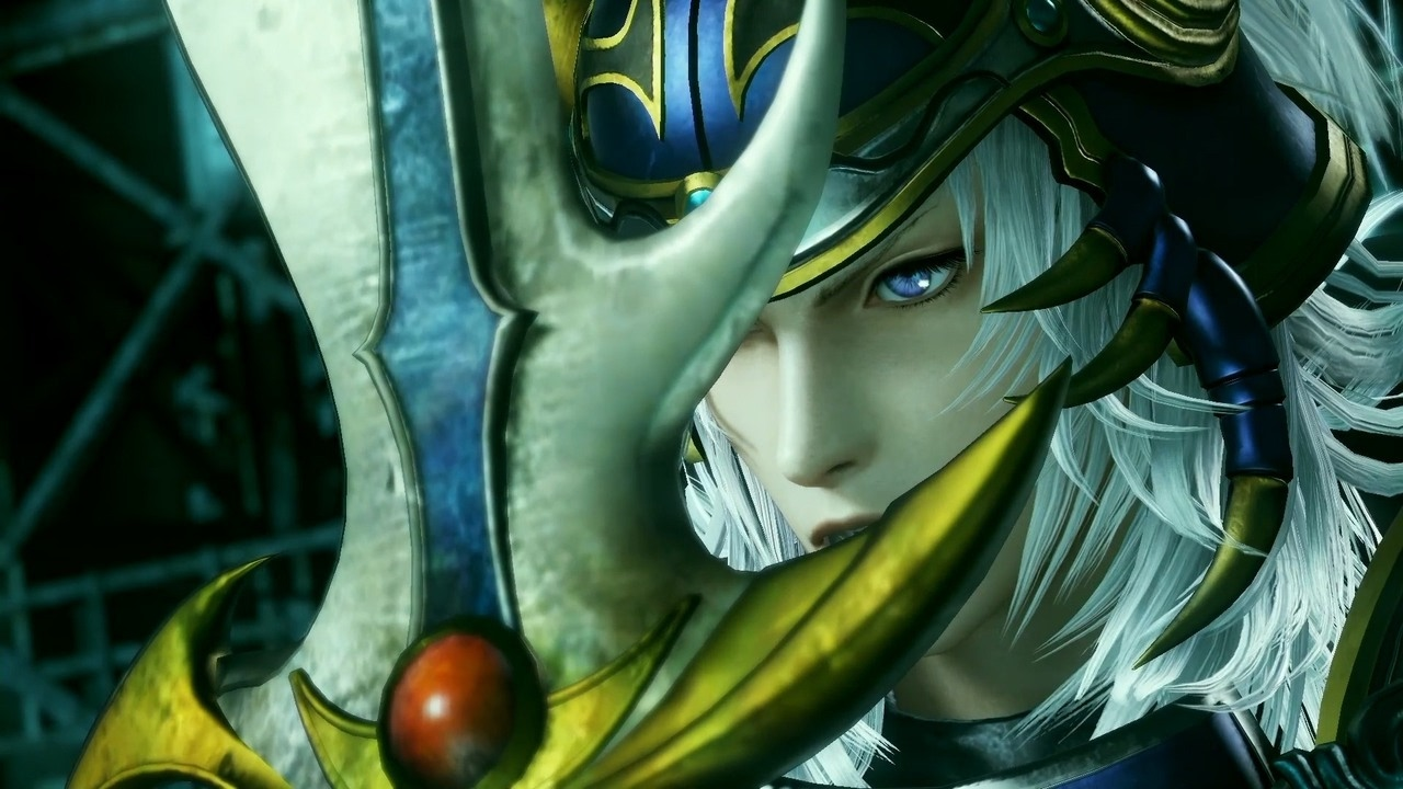 Dissidia Final Fantasy Nt Warrior Of Light Gameplay E3 2017