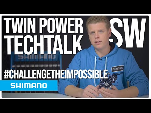 The new Twin Power SW  | What makes this heavy duty spinning reel so special: Tech Talk