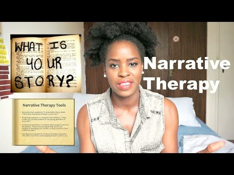 Narrative Therapy + Case study example | Social Work