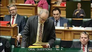Question 4 - Hon Judith Collins to the Minister of Housing and Urban Development