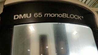 DMG-DMU-65 MONOBLOCK -5-AXIS VERTICAL-NEW-2016 - FOR SALE - 631-586-5252