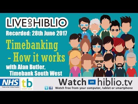 Timebanking - How