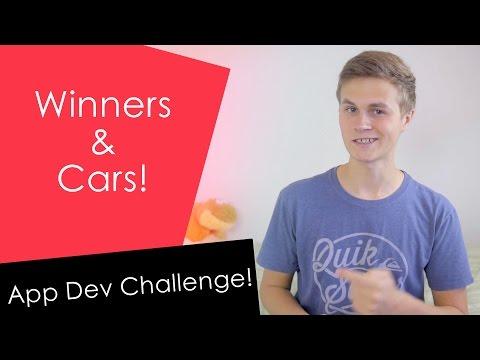 The App Development Challenge! #2 (Space Winners)
