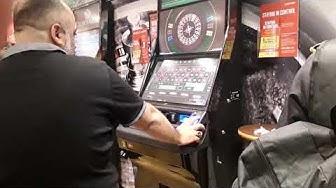 Ladbrokes casino Victoria station  day ligth robbery