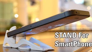 Cool Ideas To Make Stand For Smartphones Easy | Stand For Phone | Mobile Stand