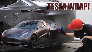 Every Tesla Needs This!!! (Full Makeover)