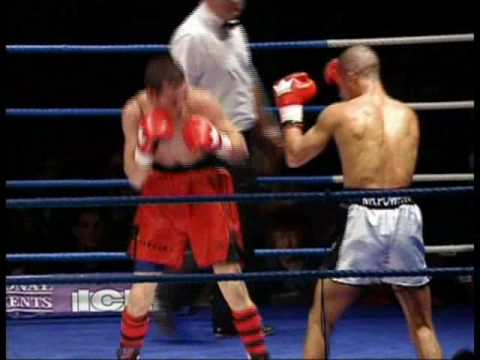 Luigi Mancini vs Michael Alldis