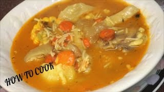 HOW TO COOK JAMAICAN COW FOOT SOUP RECIPE 2016