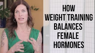 Weight Training for Women Balances Hormones w/ Dr. Tyna Moore
