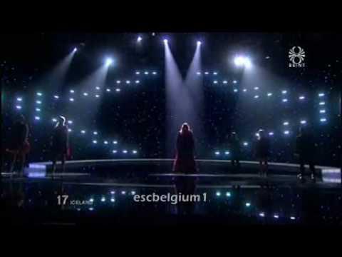 EUROVISION 2010 ICELAND - HERA BJÖRK - JE NE SAIS QUOI (SEMI-FINAL)