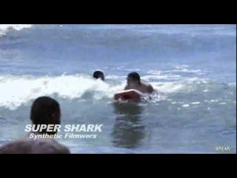 Super Shark (2011) Trailer