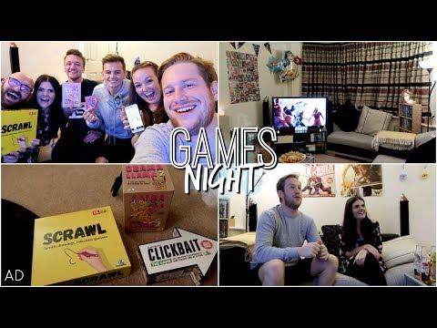 HOSTING A SUPERHERO GAMES NIGHT! 🎲 PARTY VLOG | Brogan Tate AD