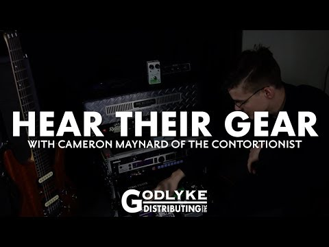 HEAR THEIR GEAR - The Contortionist's...