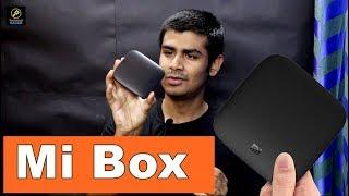 Xiaomi Mi Box 4K HD Smart TV Box Review