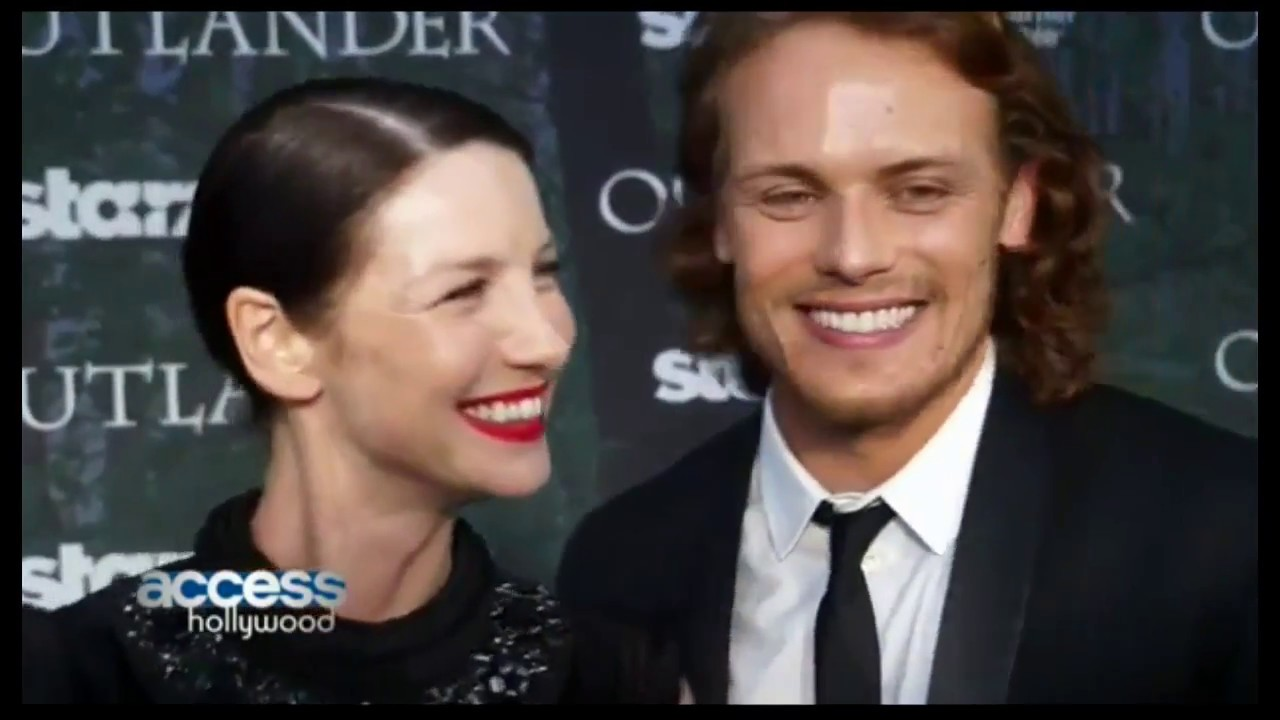 Sam and Caitriona Perfect