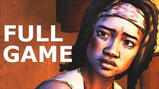 The Walking Dead: Michonne Episode 3 - Full Game Walkthrough Gameplay & Ending (No Commentary)