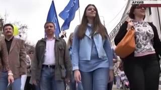 1 мая в историческом центре Самары пройдет массовая демонстрация