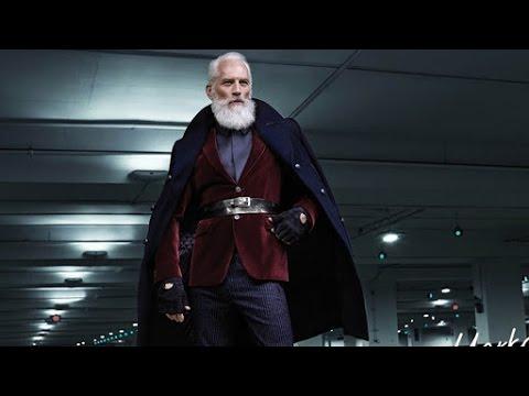 Santa Claus Gets a Sexy Makeover With Fashion Santa!