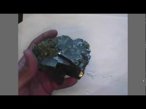 ES Geology Unit 1 Vcast 08 Mineral Special Properties.mp4