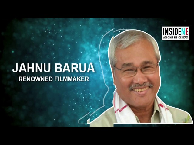 Filmmaker Jahnu Barua | Speaker | INSIDENE Youth Conclave 2019