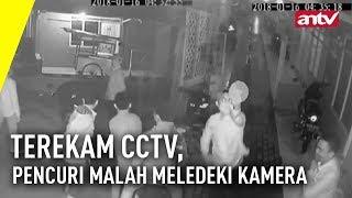 Download Video Terekam CCTV, Pencuri Acungkan Jari Tengah ! MP3 3GP MP4