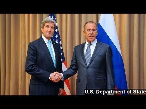 U.S., E.U., Russia Announce Agreement On Ukraine Crisis