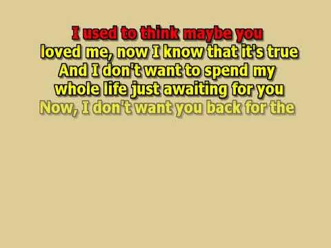 Katrina And The Waves Walking on sunshine  best karaoke instrumental lyrics