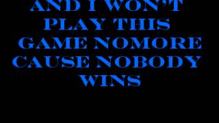 Radney Foster Nobody Wins Lyrics