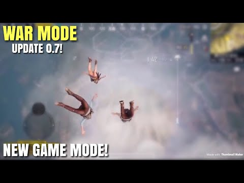 War Mode Preview   PUBG Mobile Lightspeed   Upcoming Game Mode