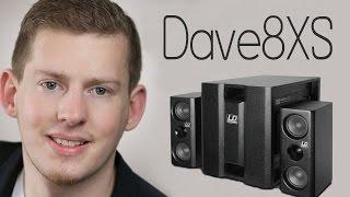 Vorstellung LD Systems Dave 8xs