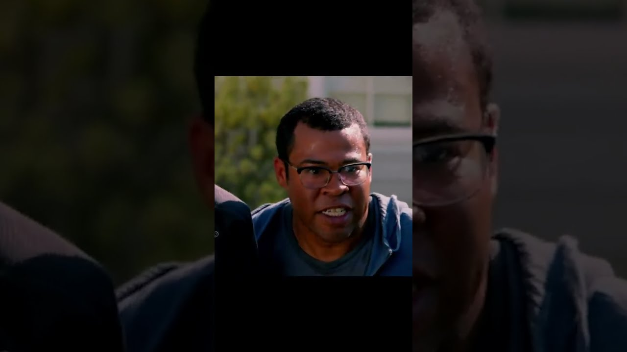 The undead are also unbelievably racist. | #shorts #keyandpeele #zombies