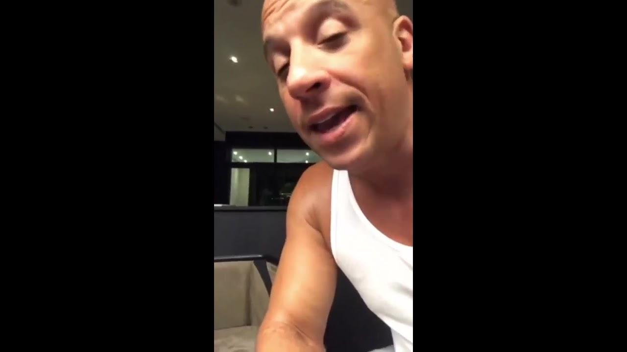 Instagram Vin Diesel nude photos 2019