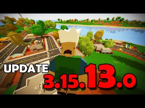 Unturned - UPDATE 3.15.13.0 : Novas Faces, Cabelos e Barbas! LandMark e Mais!