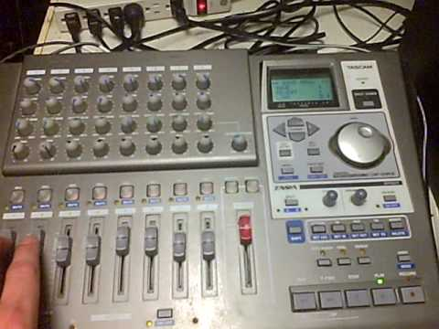 tascam oldschool u dont even know bout this!!!!!