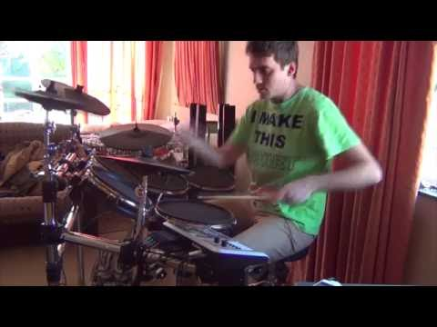 Alan Walker - Faded drum cover by Hawie
