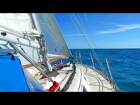 33. Sailboat Story - Miami To Bimini To Mackie Shoal To Great Harbour