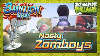 좀비덤 시즌2 테마모음   프로 훼방러, 좀보이즈 Best   20분   Funny Cartoon   좀비   핼러윈   개그   코믹 애니메이션